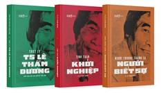 TS Lê Thẩm Dương ra mắt bộ 3 cuốn sách kỹ năng để thành công