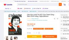 Sách của TS Lê Thẩm Dương bị làm giả tràn lan, quảng cáo bán online công khai