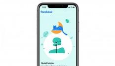 """Facebook bổ sung """"Chế độ Im lặng"""" giúp người dùng bớt phân tâm vì những thông báo đẩy"""