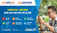 Thanh toán học phí – Nhận quà hết ý chỉ có tại LienViet24h