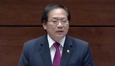 Ông Trương Minh Tuấn bị cảnh cáo, thôi chức Bí thư BCS đảng Bộ TT&TT