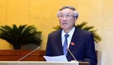 Chánh án Nguyễn Hòa Bình: Hòa giải phải có tấm lòng nhân ái và thiện tâm