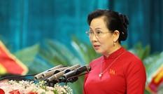 Bà Lê Thị Thủy tái cử Bí thư Tỉnh ủy Hà Nam