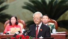 Tổng Bí thư, Chủ tịch nước: Hà Nội phải thực sự tạo được những bước đột phá