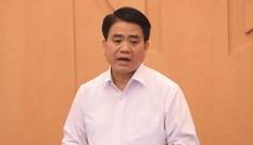Sức khỏe của cựu Chủ tịch Hà Nội Nguyễn Đức Chung 'vẫn bình thường'
