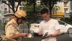 Hơn 1000 lượt CSGT TPHCM không nhận hối lộ