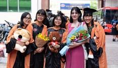 44 thí sinh người nước ngoài trúng tuyển trường ĐH KHXH&NV (ĐHQG TP. HCM)