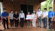 """Ấm áp """"Nghĩa tình biên giới"""" tại huyện Bù Đốp, tỉnh Bình Phước"""