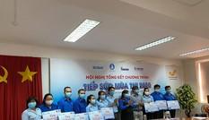 Tỉnh Đoàn Bình Dương trao tặng 50.000 khẩu trang y tế cho các cơ sở Đoàn