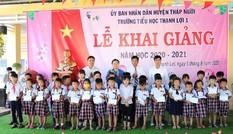 Mang niềm vui đến trẻ em vùng biên giới Tây Nam Bộ