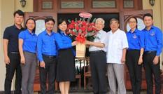 Thanh niên Bình Dương - Bình Phước tri ân nguyên Chủ tịch nước Nguyễn Minh Triết