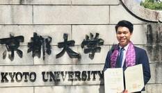 Tiến sĩ trẻ Huỳnh Tấn Lợi và ước muốn cống hiến trong ngành Môi trường