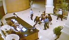 Hỗn chiến trong khách sạn 4 sao, một doanh nhân nhập viện