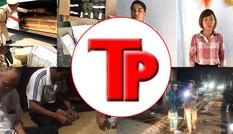 Bản tin Hình sự: Phóng viên bị bắt quả tang tống tiền doanh nghiệp