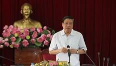 Đoàn kiểm tra của Ban Bí thư làm việc tại tỉnh Đồng Nai