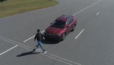 Ôtô nào có phanh tự động tránh người đi bộ tốt nhất?