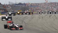Chốt 17 chặng đua F1 trong năm 2020