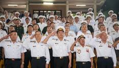 Gặp mặt Đoàn tàu không số nhân 59 năm Ngày mở đường Hồ Chí Minh trên biển