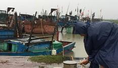Nghệ An và Hà Tĩnh ra công điện chỉ đạo ứng phó với bão Podul