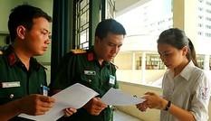 Bộ Quốc phòng điều chỉnh thời gian sơ tuyển vào khối ngành quân sự