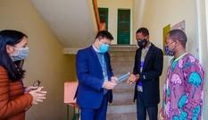 Lưu học sinh quốc tế viết thư xin ở lại Việt Nam giữa mùa dịch COVID-19