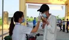 Hưng Yên: Dùng xe đặc chủng của công an vận chuyển đề thi, bài thi