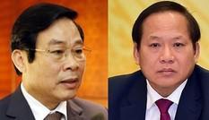 Các cựu bộ trưởng Nguyễn Bắc Son, Trương Minh Tuấn chuẩn bị hầu tòa