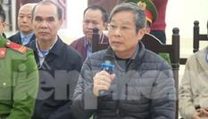 Cựu Bộ trưởng Nguyễn Bắc Son sáng phản cung, chiều nhận tội