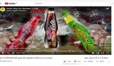 Hàng loạt quảng cáo doanh nghiệp xuất hiện trên clip phản động