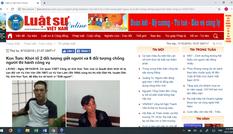 Thông tin sai sự thật về tướng công an, Tạp chí Luật sư Việt Nam bị phạt