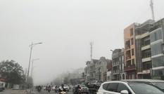 Hà Nội mù sương, ô nhiễm không khí kéo dài nhiều ngày ở miền Bắc