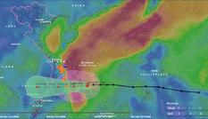 Bão áp sát đất liền, mưa lớn nhiều ngày ở miền Trung
