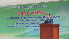 Hội Nhà báo Việt Nam: 'Không có hội viên là Nhà báo quốc tế'