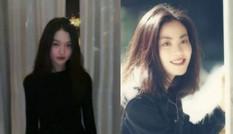 """Lộ diện nhan sắc con gái 14 tuổi của Vương Phi, hứa hẹn một """"Hoa đán bậc nhất"""""""