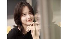 Xao xuyến với nét đẹp dung dị của nữ sinh trường Dệt may