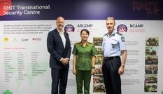 RMIT cung cấp chương trình đào tạo giúp đối phó với tội phạm xuyên quốc gia