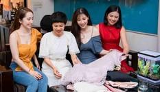 Mỹ nhân Việt hào hứng bảo vệ môi trường với dự án tái chế quần áo cũ