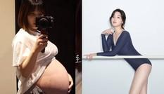 """Yulhee, """"bà mẹ trẻ nhất K-pop"""" giảm cân nhanh không tưởng sau khi sinh đôi"""