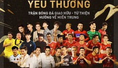 """Jack tạm xa sân khấu để làm cầu thủ đối đầu Quang Hải ở trận bóng """"Tiếp lửa yêu thương"""""""