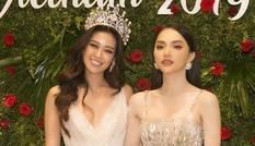 Hoa hậu Khánh Vân bị cư dân mạng công kích vì lên tiếng bảo vệ Hương Giang