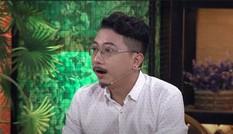 """Hứa Minh Đạt """"bóc phốt"""" Lâm Vỹ Dạ ngay trên sóng truyền hình"""