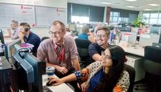 Giúp giáo viên tiếng Anh nâng cao kỹ năng giảng dạy trực tuyến