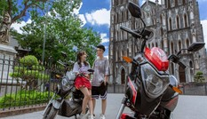 VinFast tặng 50.000 pin xe máy điện, chung tay kiến tạo tương lai xanh