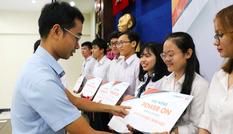 70 suất học bổng của Trung tâm Hỗ trợ học sinh, sinh viên TP. HCM đang chờ sinh viên