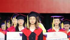 Tân cử nhân tốt nghiệp gần đạt điểm tuyệt đối, duy trì học bổng 100% suốt khóa học