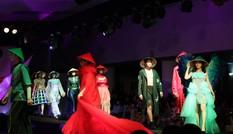 Ngỡ ngàng đêm diễn thời trang của học sinh trường Ams