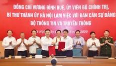 Hà Nội muốn thành trung tâm công nghệ của ASEAN