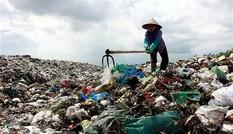 Hà Nội: Thiết lập ô chứa nước rác khẩn cấp ở bãi rác Nam Sơn