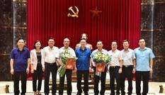 Hà Nội: Bí thư Bắc Từ Liêm nhận quyết định nghỉ hưu trước Đại hội quận