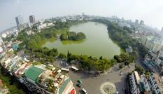 Hà Nội cần tiếp tục phát triển theo hướng 'thành phố trong công viên'